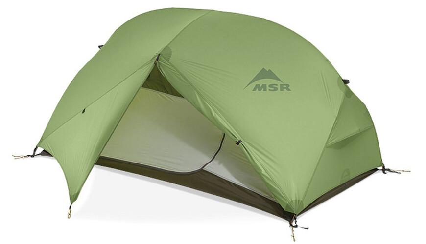 MSR Hubba Hubba HP Tent green